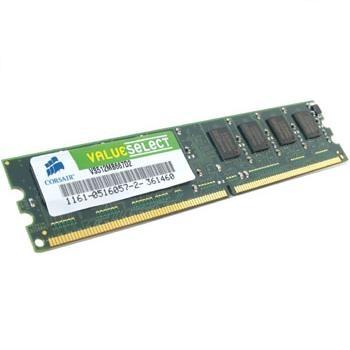 Corsair 1GB PC-5300 DDR2 SDRAM DIMM 1GB DDR2 667MHz memory module