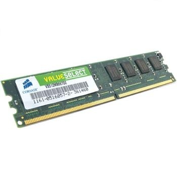 Corsair 1GB PC-5300 DDR2 SDRAM DIMM 1GB DDR2 667MHz memory module
