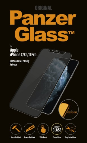 PanzerGlass P2664 screen protector Anti-glare screen protector Mobile phone/Smartphone Apple 1 pc(s)