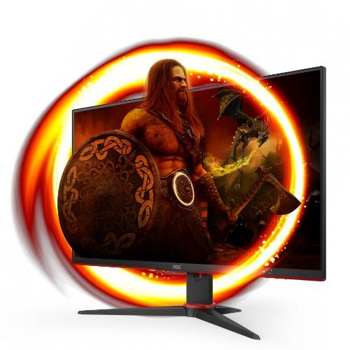 AOC G2 24G2ZE/BK LED display 60.5 cm (23.8