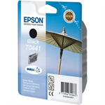 Epson C13T04414010 (T0441) Ink cartridge black, 600 pages @ 3.5% coverage, 13ml