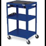 Bretford MIC Cart Blue 34 lbs (15.4 kg)