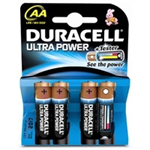 Duracell Ultra Power AA Alkaline 1.5V non-rechargeable battery