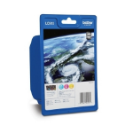 Brother LC-985RBWBPDR Ink cartridge multi pack, 260 pages, Pack qty 3 LC985RBWBPDR