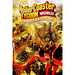 Atari RollerCoaster Tycoon World Deluxe ED, PC Deutsch