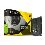 Zotac GeForce GTX 1050 Ti Mini 4 GB GDDR5