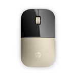 HP Z3700 mouse Ambidextrous RF Wireless Optical 1200 DPI