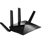 Netgear Nighthawk X10 Dual-band (2.4 GHz / 5 GHz) Gigabit Ethernet Black wireless router