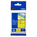 Brother TZE-631 P-Touch Ribbon, 12mm x 8m