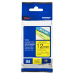 Brother TZE631 cinta para impresora de etiquetas Negro sobre amarillo TZe