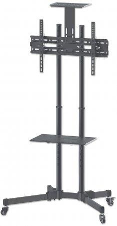 Manhattan Monitor/LFD Trolley Stand, 1 screen, 37-70