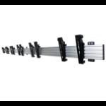 """B-Tech BT8330 116.8 cm (46"""") Black,Silver"""