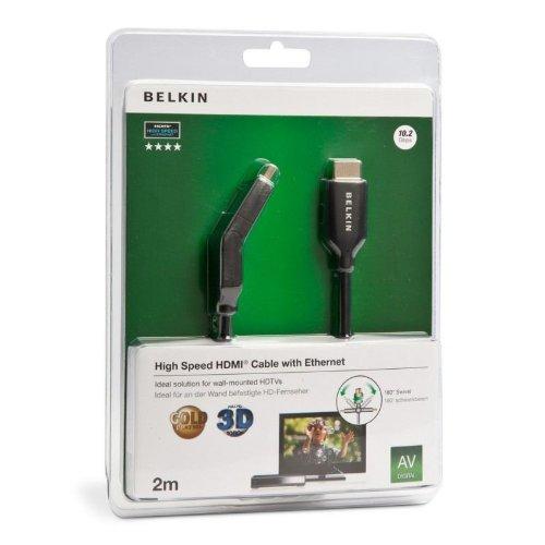 Belkin HDMI M/M 2m 2m HDMI HDMI Black HDMI cable