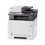 KYOCERA ECOSYS M5526cdw 9600 x 600DPI Laser A4 26ppm Wi-Fi Black,White multifunctional