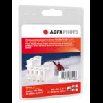 AgfaPhoto APCCLI8SETD Black, Cyan, Magenta, Yellow ink cartridge