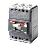APC SUVTOPT110 circuit breaker