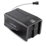 Datalogic Holder, Heated, 24VDC Black Active holder