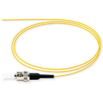 Microconnect FIBSTPIG2 2m ST/UPC OS2 Yellow fiber optic cable