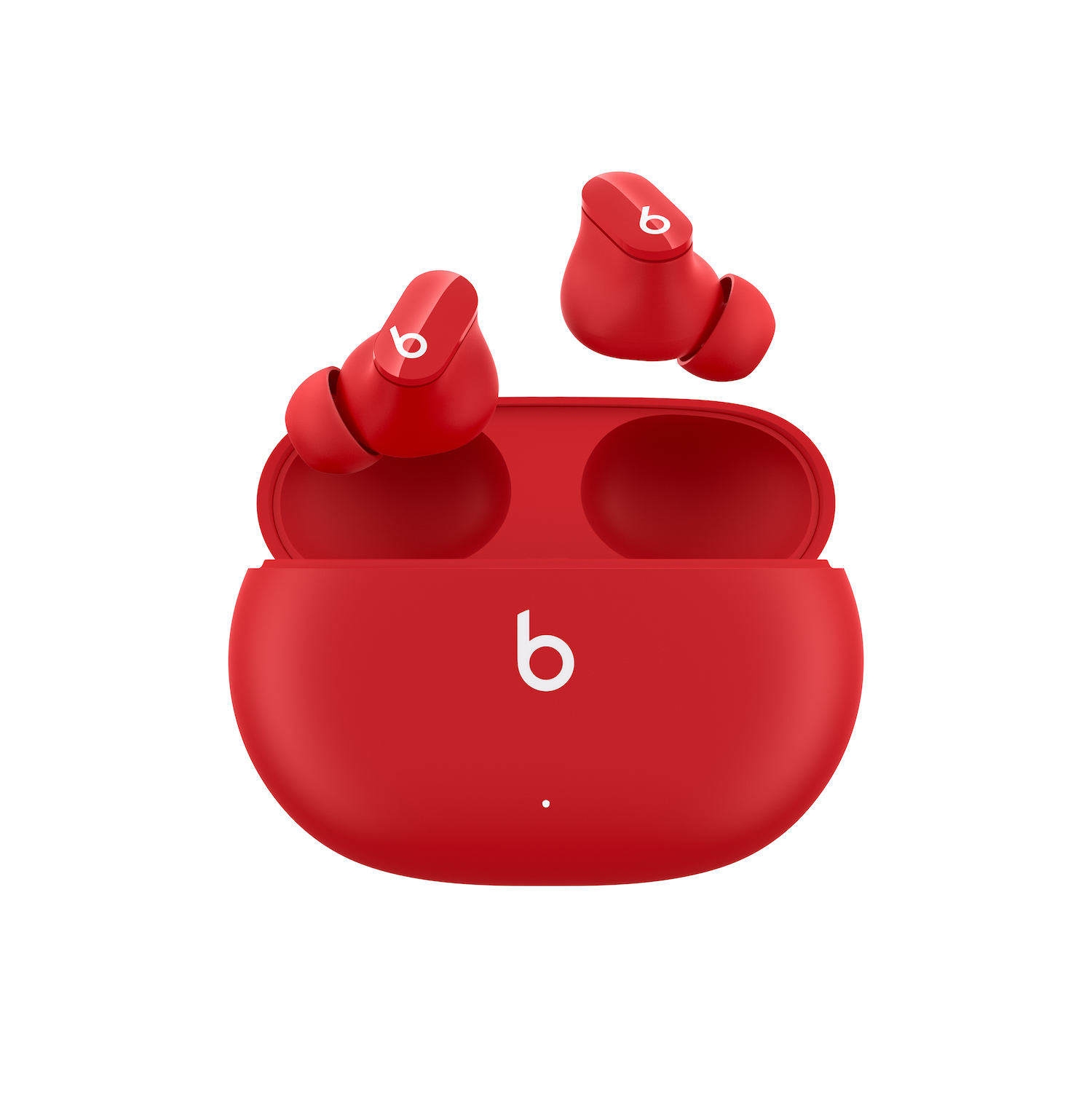 Beats by Dr. Dre Studio Buds Headset In-ear Bluetooth Red
