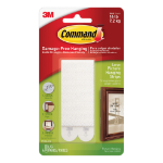 COMMAND 3M Command Lge Picture Hang Strips Pk4