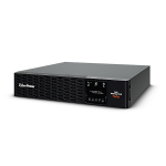 CyberPower PR2200ERT2U uninterruptible power supply (UPS) Line-Interactive 2200 VA 2200 W 8 AC outlet(s)