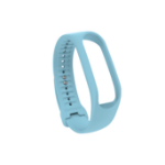TomTom Touch Strap | Azure Blue - Large
