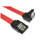 Cables Direct NLRB-309LOCK SATA cable 0.9 m Red