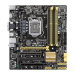 ASUS H87M-PLUS - Socket 1150 - Chipset H87 - MicroATX