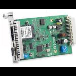 Moxa TCF-142-S-SC-RM serial converter/repeater/isolator RS-232/422/485 Fiber (SC)