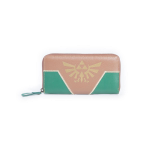 Nintendo Zelda Zip Around Wallet Multicolour
