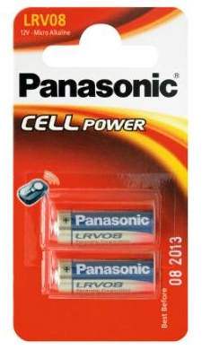 Panasonic LRV08L Single-use battery Alkaline