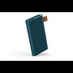 Fresh 'n Rebel 2PB3000PB batería externa Azul Polímero de litio 3000 mAh