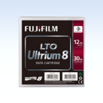 "Fujifilm Cartridge Fuji LTO8 Ultrium 12TB/30TB 12000 GB LTO 0.5"" (1.27 cm)"