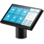 """HP Engage One All-in-One Model 143 2.4GHz 14"""" 1920 x 1080pixels Touchscreen POS terminal"""