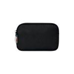 Mobilis 005027 storage drive case Sleeve case Nylon Black