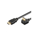 Microconnect HDMI, 2m, M-M HDMI cable HDMI Type A (Standard) Black