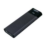 Origin Storage OS-EUCM2/NVME storage drive enclosure SSD enclosure Aluminium, Grey M.2