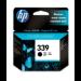 HP Cartucho de tinta original 339 negro
