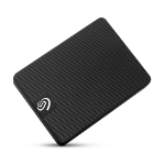 Seagate STJD500400 external solid state drive 500 GB Black