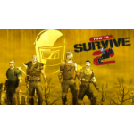 505 Games How to Survive 2 PC Basic PC video game