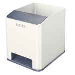 Leitz 53631001 pen/pencil holder Polystyrene White