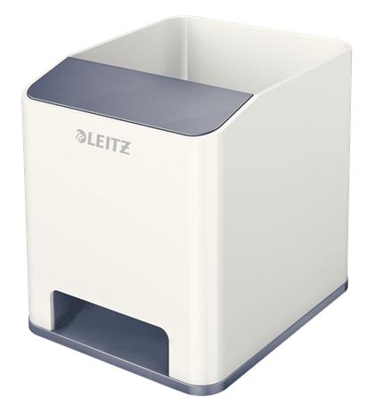 Leitz 53631001 pen/pencil holder Polystyrene White