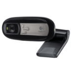 Logitech C170 webcam 5 MP 640 x 480 pixels USB 2.0 Black
