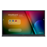 """Viewsonic IFP6552 touch screen monitor 65"""" 3840 x 2160 pixels Dual-touch Black"""