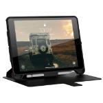 """Urban Armor Gear 12191IB14040 tablet case 25.9 cm (10.2"""") Folio Black"""