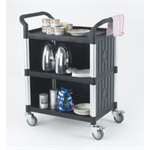 FSMISC Service Trolley Cart 3 Sides 309622
