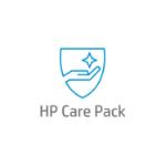 HP Serv. de rec. y dev. de portátil, 4 años, 3 años CPU