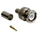 Cablenet BNC Crimp Plug BT3002 Turned