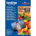 Brother BP71GP20 Premium Glossy Photo Paper papel fotográfico Blanco