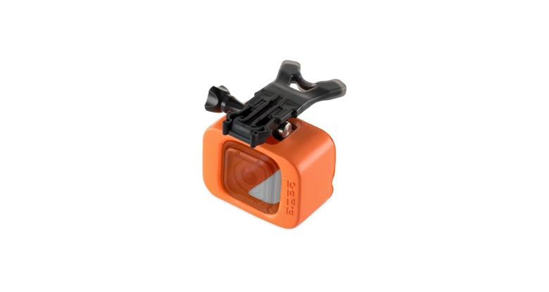 GoPro Bite Mount with Floaty for HERO Session Camera - Black Camera mount